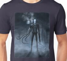 Steampunk Slender Man Unisex T-Shirt