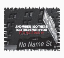 u2 where the streets have no name - building One Piece - Short Sleeve