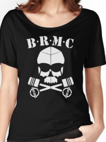 Brmc Skull Women's Relaxed Fit T-Shirt