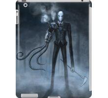 Steampunk Slender Man iPad Case/Skin