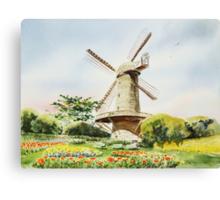 Dutch Windmill San Francisco Canvas Print