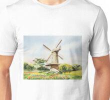 Dutch Windmill San Francisco Unisex T-Shirt