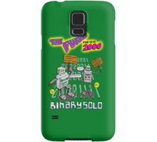 Flight of the Conchords - Binary Solo - Robots 2 Samsung Galaxy Case/Skin