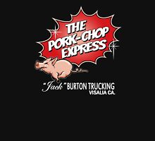 Pork Chop Express - Large Central Logo  Unisex T-Shirt
