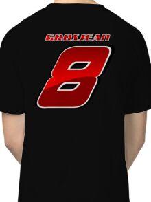Romain GROSJEAN_8_2014 Classic T-Shirt