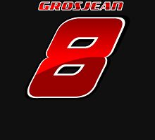 Romain GROSJEAN_8_2014 Unisex T-Shirt