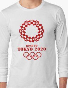 Road To Tokyo 2020 Long Sleeve T-Shirt