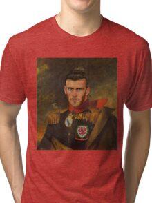 Gareth Bale Duke of Wales Tri-blend T-Shirt