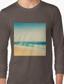 emerald surf Long Sleeve T-Shirt