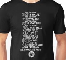 A Little Bit of SPN - light Unisex T-Shirt