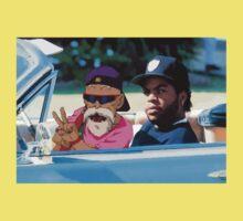 Ice Cube x Master Roshi Kids Tee