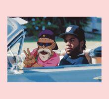Ice Cube x Master Roshi One Piece - Long Sleeve