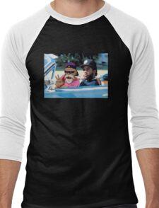 Ice Cube x Master Roshi Men's Baseball ¾ T-Shirt