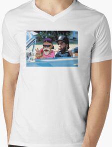 Ice Cube x Master Roshi Mens V-Neck T-Shirt
