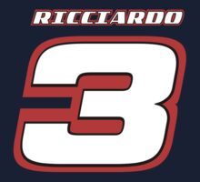 Damiel RICCIARDO _ Number 3_2014 by Cirebox