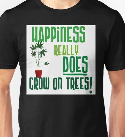 Weed Plant Funny  Unisex T-Shirt