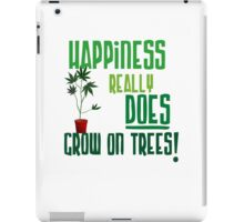 Weed Plant Funny  iPad Case/Skin