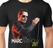 Dosep05 Marc Anthony En Concierto Live World  Tour 2016 Unisex T-Shirt
