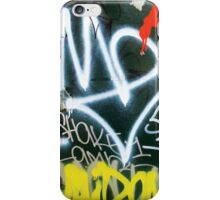 Tag - Orange, White, Yellow iPhone Case/Skin