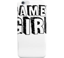 Gamer Girl iPhone Case/Skin