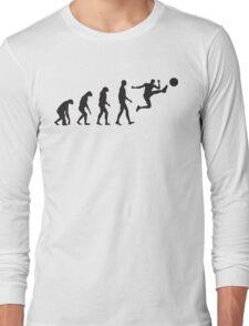 Evolution Football / Soccer Long Sleeve T-Shirt