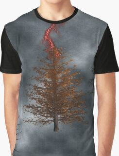 Three Strikes and Were Out Graphic T-Shirt