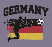 Germany Football / Soccer Kids Tee