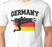 Germany Football / Soccer Unisex T-Shirt