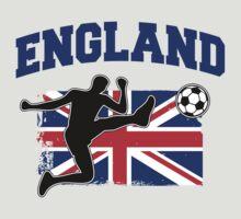 England Football / Soccer by nektarinchen