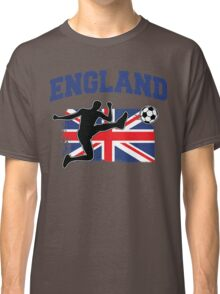 England Football / Soccer Classic T-Shirt