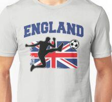 England Football / Soccer Unisex T-Shirt