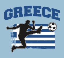 Greece Football / Soccer by nektarinchen