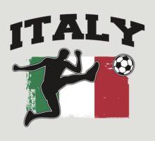 Italy Football / Soccer by nektarinchen