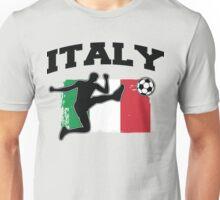 Italy Football / Soccer Unisex T-Shirt