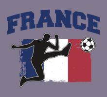 France Football / Soccer Kids Tee