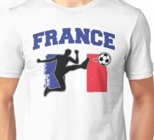 France Football / Soccer Unisex T-Shirt