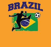 Brazil Football / Soccer Unisex T-Shirt
