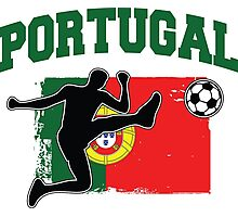 Portugal Football / Soccer Photographic Print