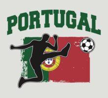 Portugal Football / Soccer by nektarinchen