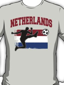 Netherlands Football / Soccer T-Shirt