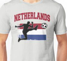 Netherlands Football / Soccer Unisex T-Shirt