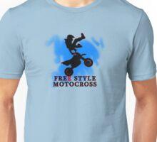 Motocross freestyle Unisex T-Shirt