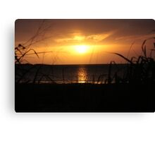 Weipa Sunset - Cape York Peninsula Canvas Print