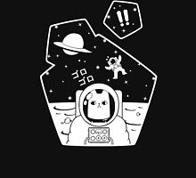 Oblivious Explorer of Space Unisex T-Shirt
