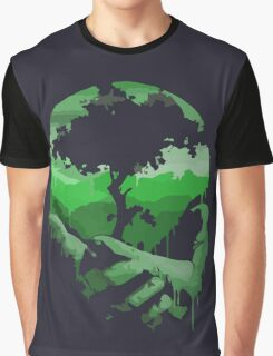 Earth day in our hands Graphic T-Shirt
