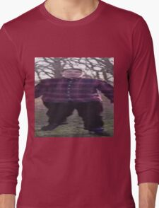 Scarce is Fat Long Sleeve T-Shirt