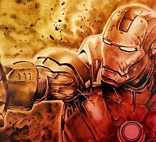 I am Ironman by asylumartz