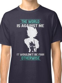 The World is Against Me Classic T-Shirt