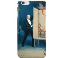 Performing Arts Posters Kellar and his perplexing cabinet mysteries 2888 iPhone Case/Skin