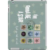 Gonna Be A Star iPad Case/Skin